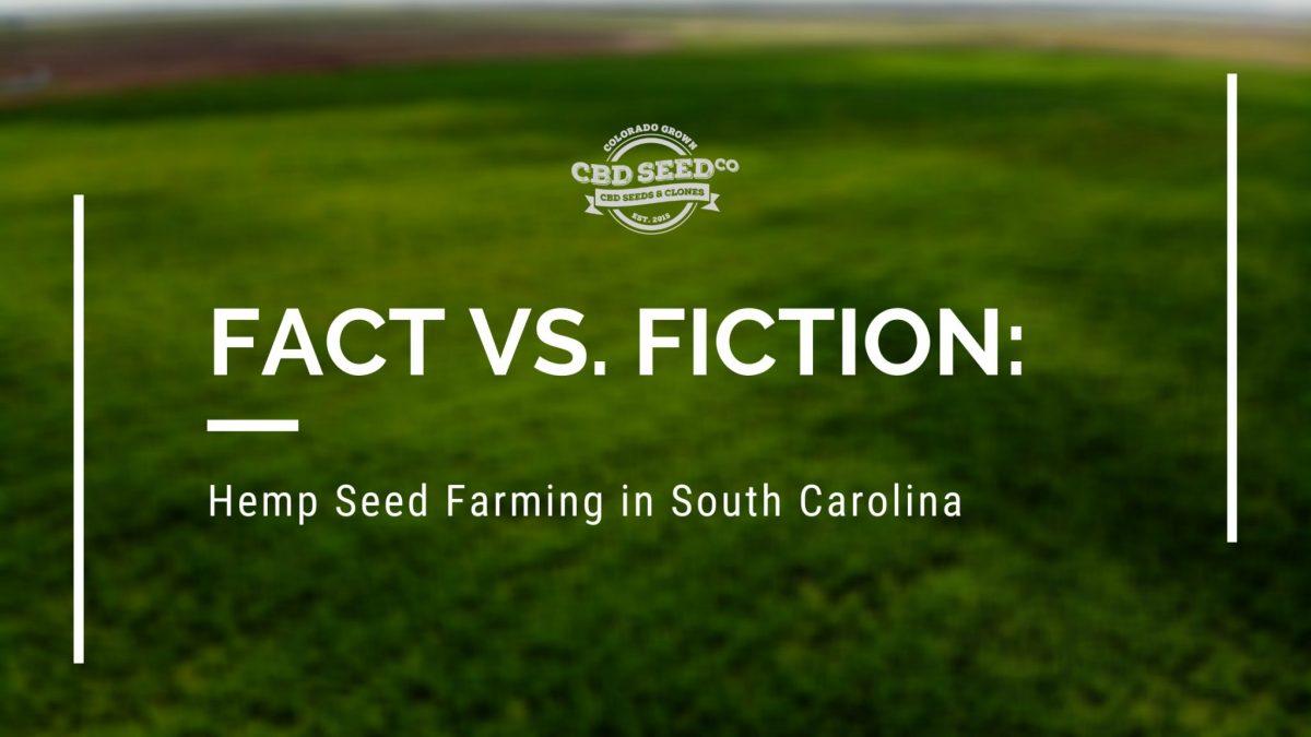hemp seeds farming south carolina