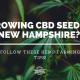 cbd seed new hampshire hemp farming tips