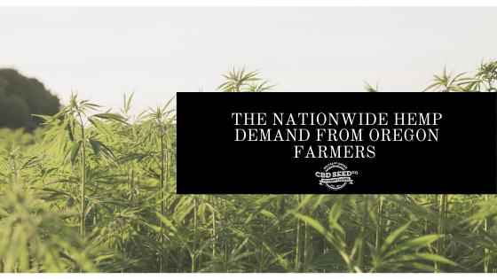 cbd seed co, the nation hemp demand
